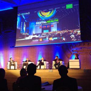 INNOTIO@ Digital Health World Congress