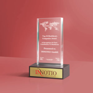 INNOTIO Wins at Smart Health