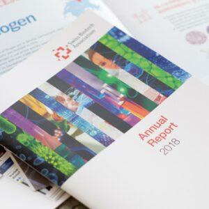 Biotech branding