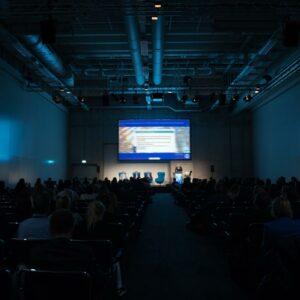 Sky blue symposium