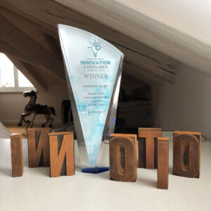 INNOTIO has been awarded Healthcare Communications Agency of the Year